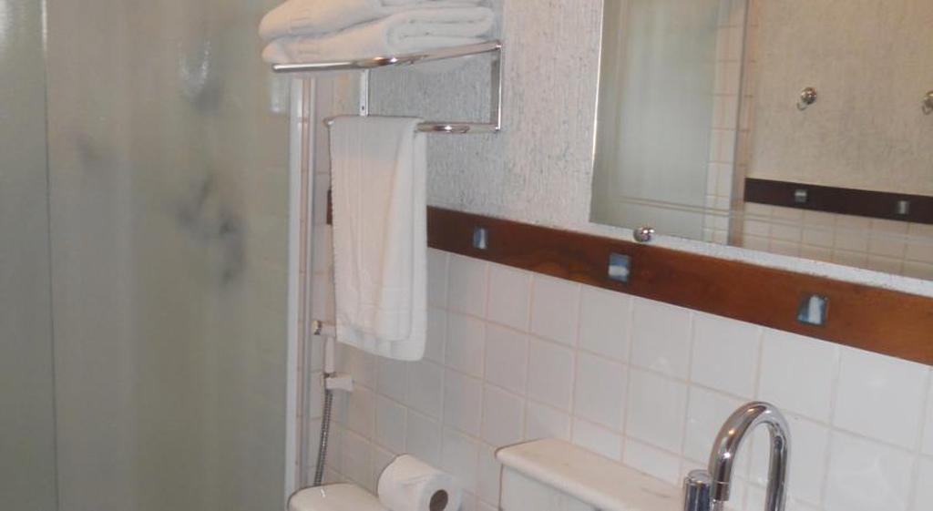 Banheiro Pousada Cheverny