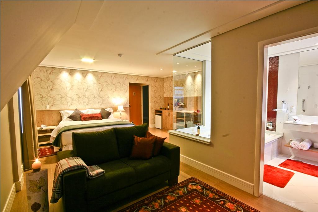 Apartamento Pousada Annecy
