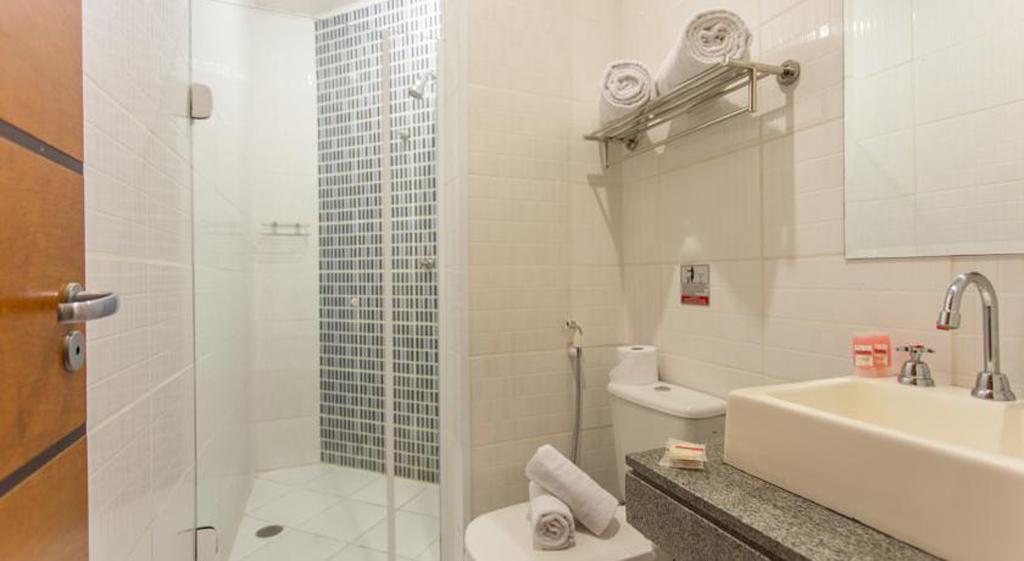 Banheiro Pousada La Toscana
