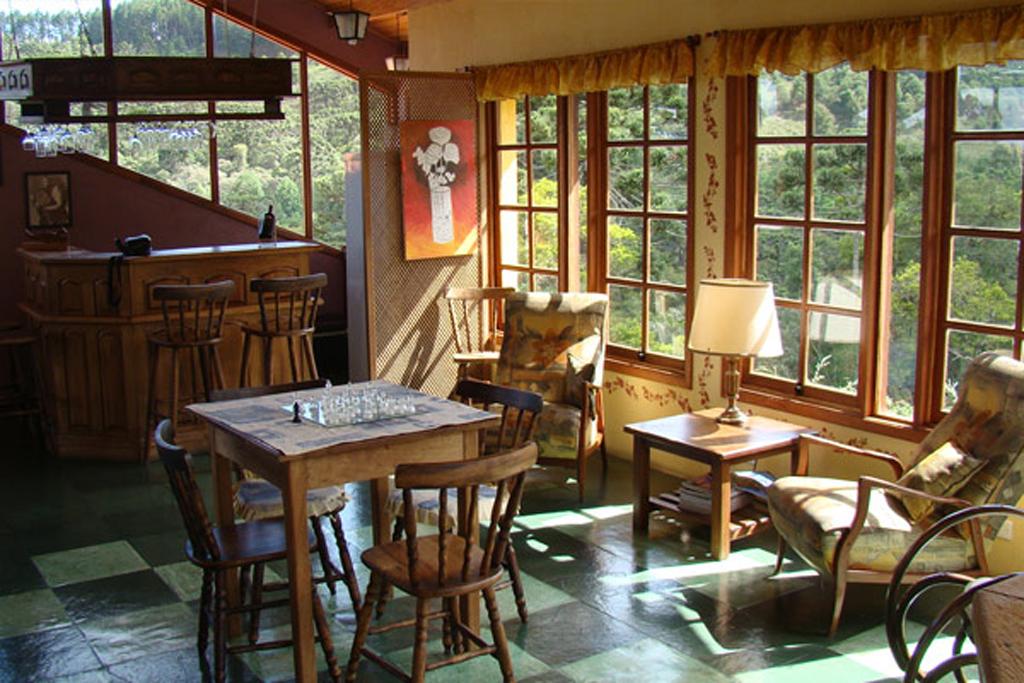 Ambiente Pousada Alpenhaus