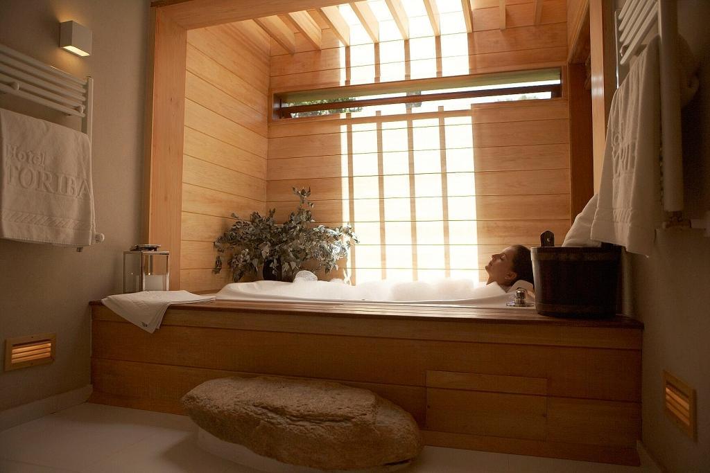Banheiro Hotel Toriba