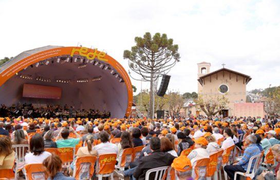Paralamas, Frejat e Concertos são destaques do Fim de Semana em Campos do Jordão