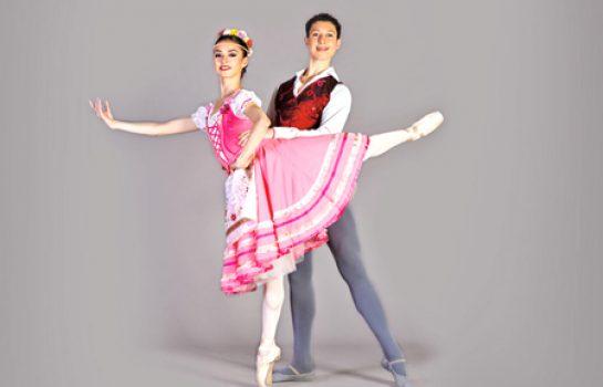 Espetáculos de Dança Saltimbancos e Coppélia são atrações do Fim de Semana