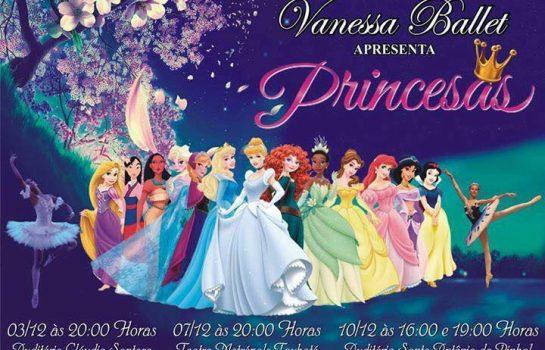 Espetáculo Princesas