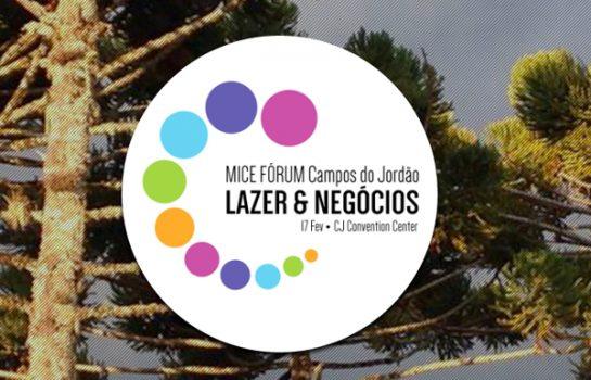 Fórum sobre Lazer e Negócios acontece em Campos do Jordão
