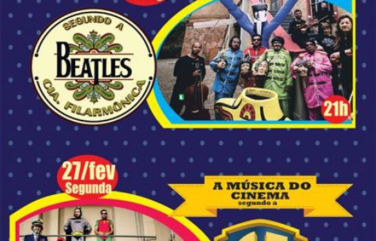 Segundo a Beatles – Cia. Filarmônica