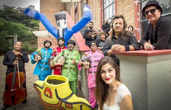 Carnaval Cultural terá dois espetáculos com a Cia Filarmônica