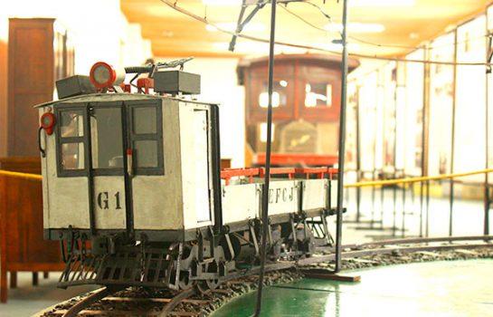 Centro de Memória Ferroviária mostra parte da história de Campos do Jordão