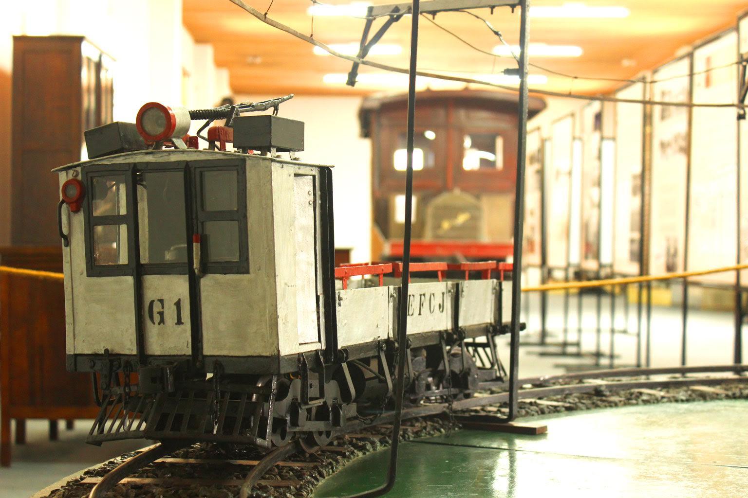 Centro de Memória Ferroviária