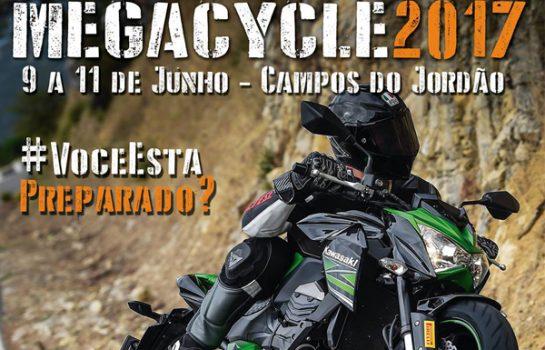 Megacycle reúne amantes das motocicletas em Campos do Jordão