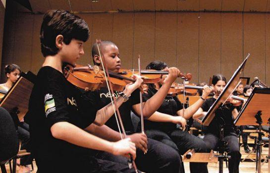 Orquestra Juvenil da Bahia – Neojibá