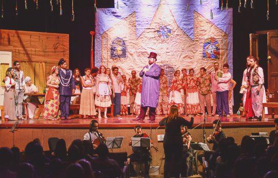 Ópera Cômica é atração no Feriado de Corpus Christi em Campos do Jordão
