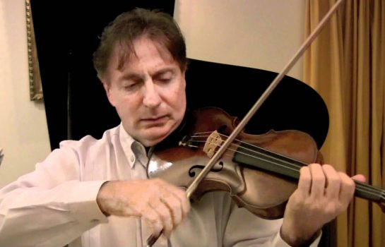 Bernardo Bessler Violino