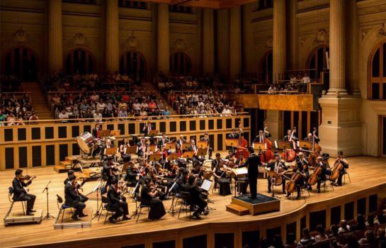 Orquestra de Câmara Mackenzie faz concerto gratuito em Campos do Jordão