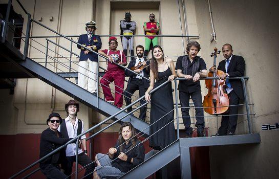 Cia Filarmônica faz Show ao Pôr do Sol em Hotel de Campos do Jordão