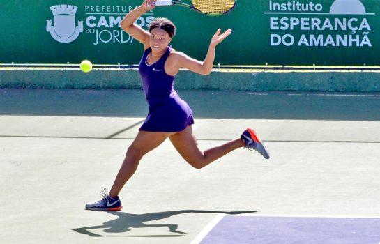 Torneio Internacional de Tênis Feminino acontece até domingo em Campos