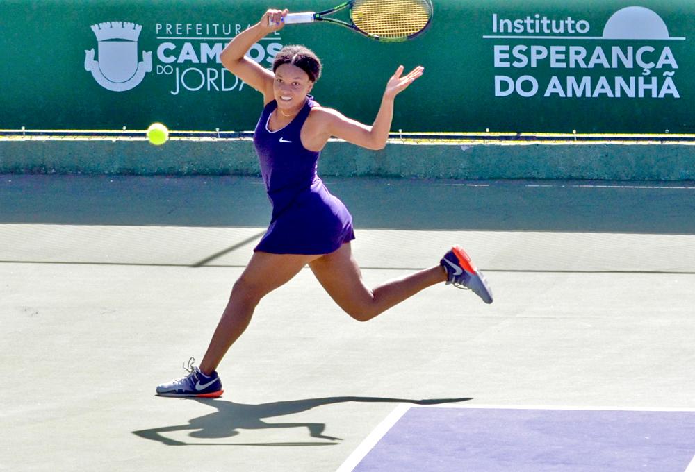 e0165193738 Torneio Internacional de Tênis Feminino acontece até domingo em ...