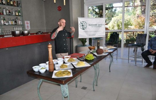 Serra da Estrela recebe treinamento gastronômico da Carnes da Terra