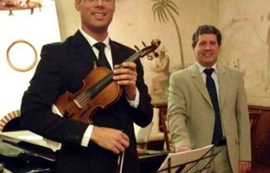Apresentação do Violinista Daniel Guimarães no Toriba