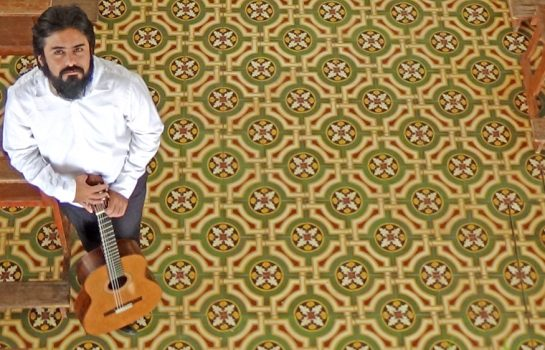 Concerto de Violão acontece neste sábado em Campos do Jordão