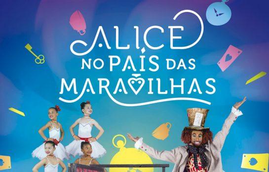 Feriado do Dia das Crianças terá Alice no País das Maravilhas em Campos