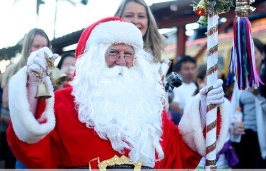 Inscrições abertas para o elenco da 1ª Parada de Natal