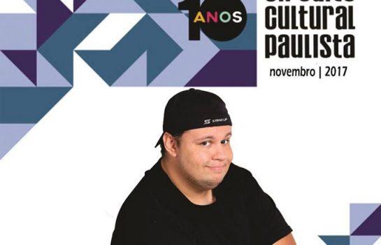 Comédia com Rogério Morgado acontece em Campos com entrada gratuita