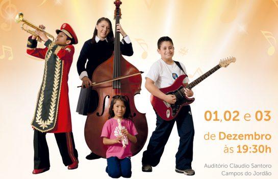 Concerto Infantojuvenil acontece neste final de semana em Campos