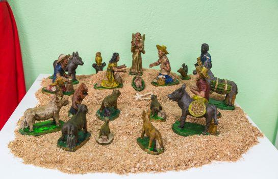 Concurso de Presépios é atração no Natal de Campos do Jordão