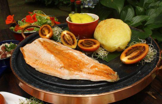 Truta é ingrediente principal na Gastronomia de Verão em Campos do Jordão