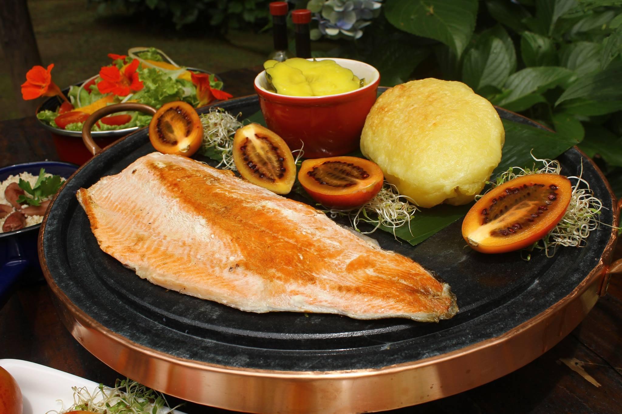 17863fc00c6 Truta é ingrediente principal na Gastronomia de Verão em Campos do ...