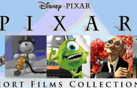 Filme: Seleção de Curtas da Pixar