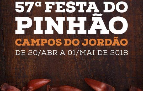 57ª Festa do Pinhão em Campos do Jordão