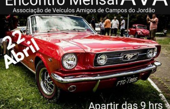 3° Encontro Regional de Veículos Antigos.