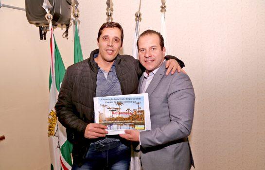 NetCampos ganha prêmio Destaque Empresarial em Campos do Jordão