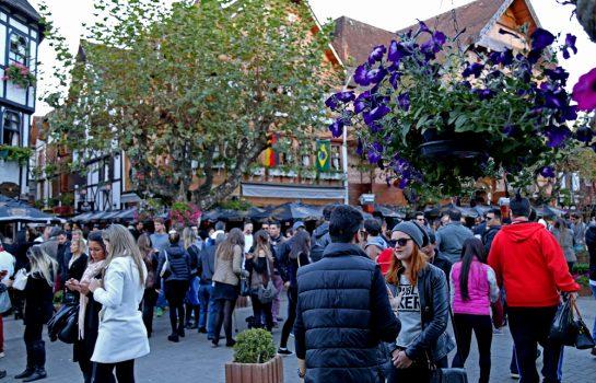 Preços de Hotéis para o Feriado de Corpus Christi em Campos do Jordão