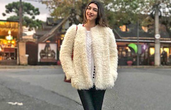 5 Tendências de Moda Feminina Outono Inverno pra vestir em Campos do Jordão