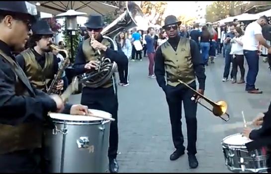 Banda de Jazz em Campos do Jordão
