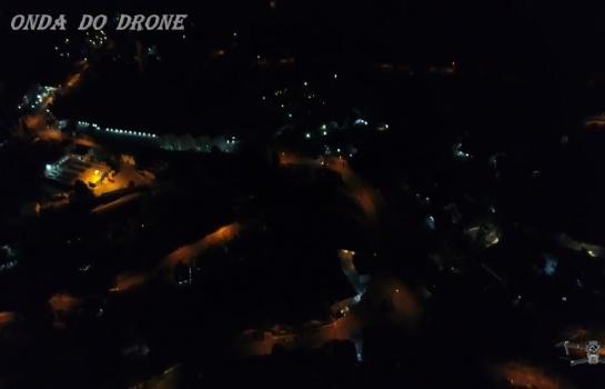 Voô noturno em Campos do Jordão