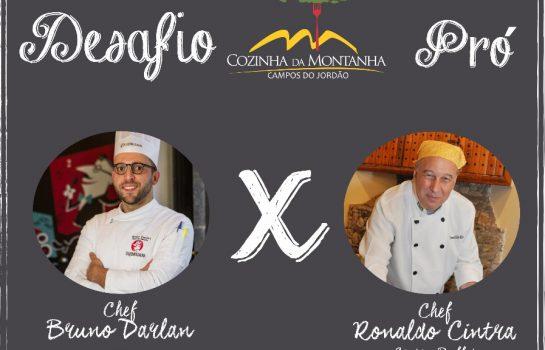 Desafio entre Chefs movimenta a gastronomia em Campos do Jordão