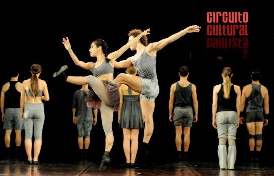 Ballet Stagium faz apresentação gratuita em Campos do Jordão