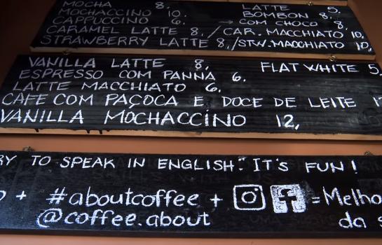 Conheça a história da cafeteria About Coffee de Campos do Jordão