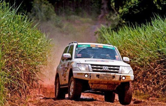 Rali Mitsubishi percorre as estradas e paisagens de Campos do Jordão