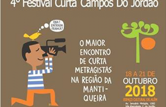 4º Festival de Curtas em Campos do Jordão