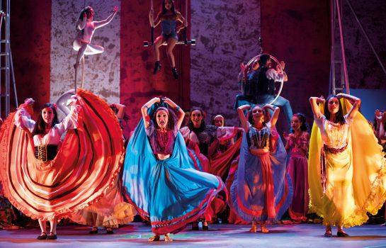 Espetáculo Gran Circo Romanni é atração no Final de Ano em Campos do Jordão