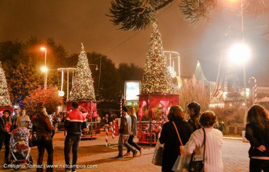 Natal dos Sonhos começa no Feriado de 15 de Novembro em Campos do Jordão