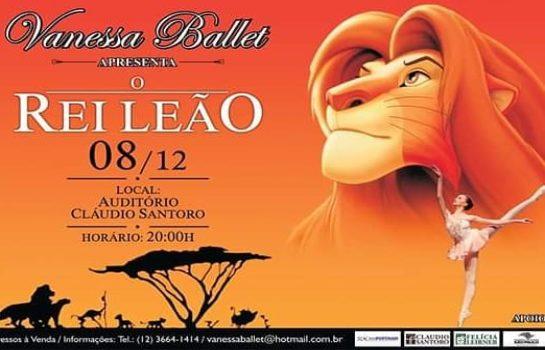 Vanessa Ballet Apresenta o Rei Leão