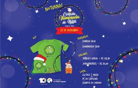 Corrida Iluminada de Natal acontece no fim de ano em Campos do Jordão