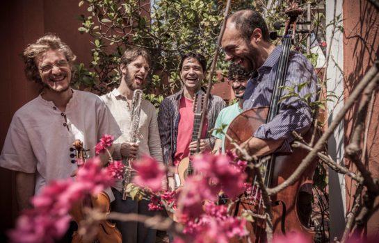 Quinteto Aralume se apresenta no Final de Semana em Campos do Jordão