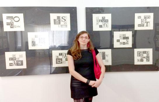 Casa da Xilogravura exibe mostras temporárias de Kamila Vasques